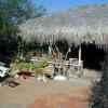 El Santuario kitchen