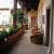 La Casa Encantada: Front patio